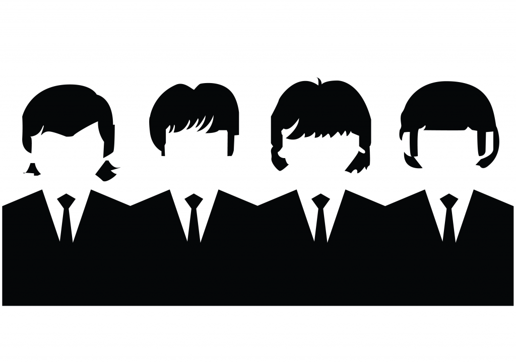 beatles stencil by heinpold - photo #15
